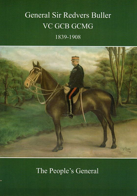 Cover of book 'General Sir Redvers Buller' by Michael Pentreath